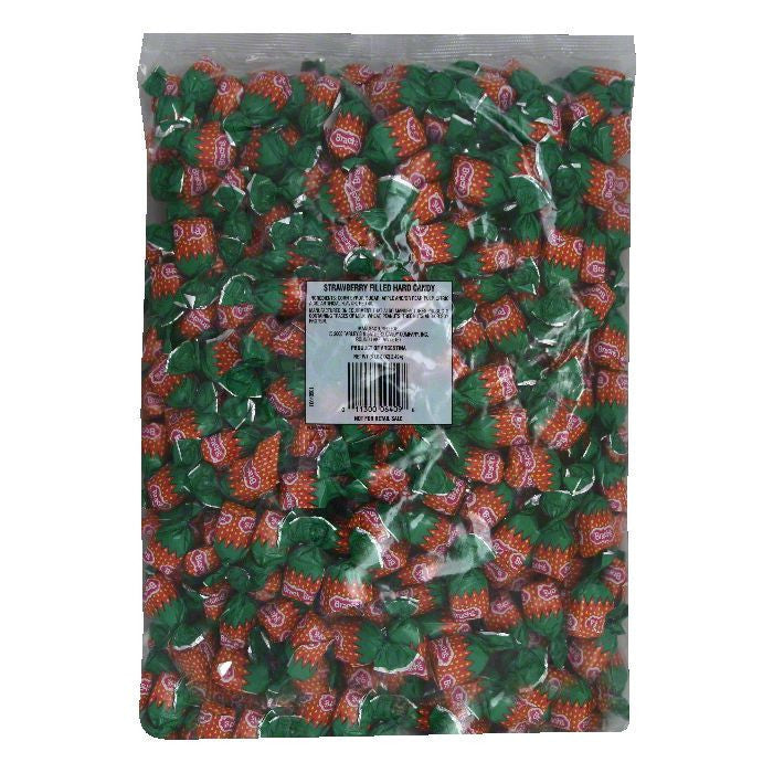 Brachs Strawberry Hard Candy, 5.5 LB