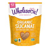 Wholesome Sweeteners Organic Sucanat, 16 Oz (Pack of 12)