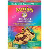 Annie's Homegrown Bunny Grahams Friends Whole Grain Graham Snacks 7 Oz  (Pack of 12)