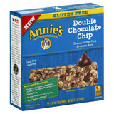 Annies Double Chocolate Chip Chewy Gluten Free Granola Bars, 4.9 Oz (Pack of 12)