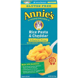 Annie's Homegrown Rice Pasta & Cheddar Macaroni & Cheese 6 Oz  (Pack of 12)