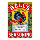 Bell's Seasoning for Poultry Salt Free, 1 OZ (Pack of 24)