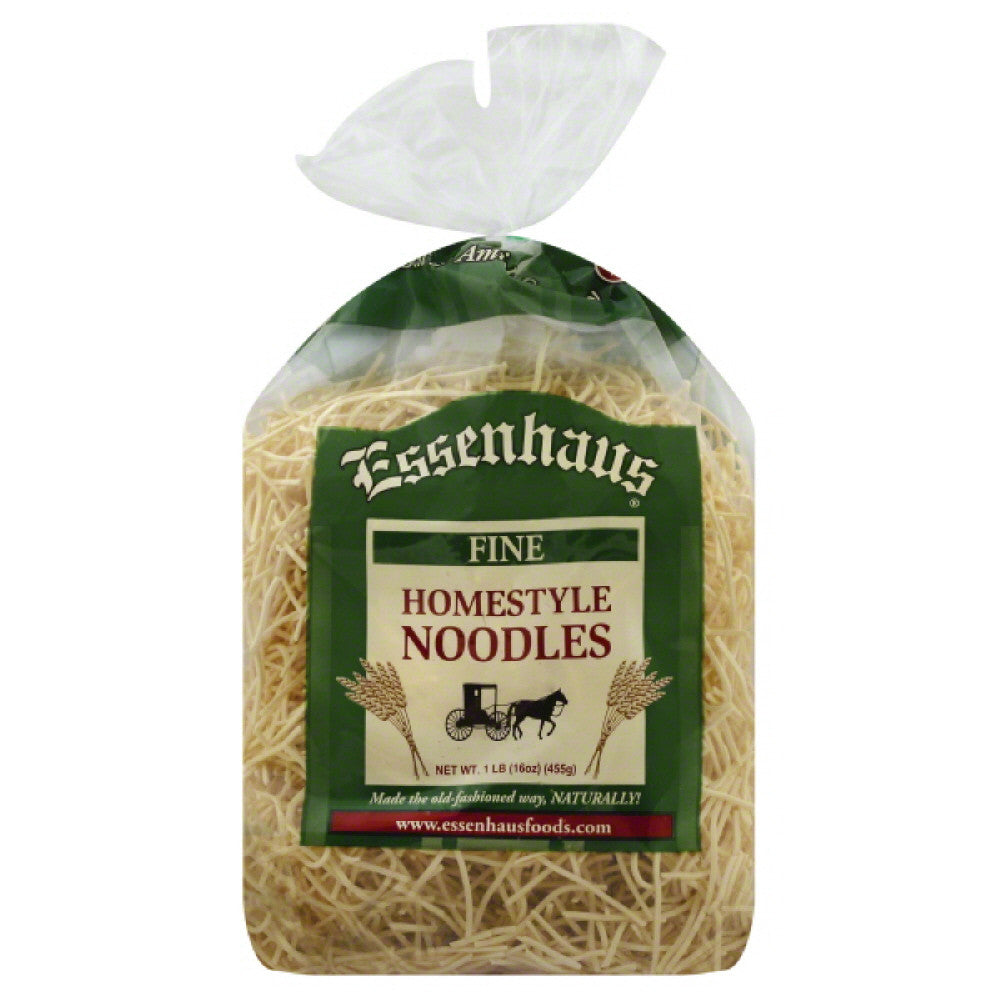 Essenhaus Fine Homestyle Noodles, 16 Oz (Pack of 12)