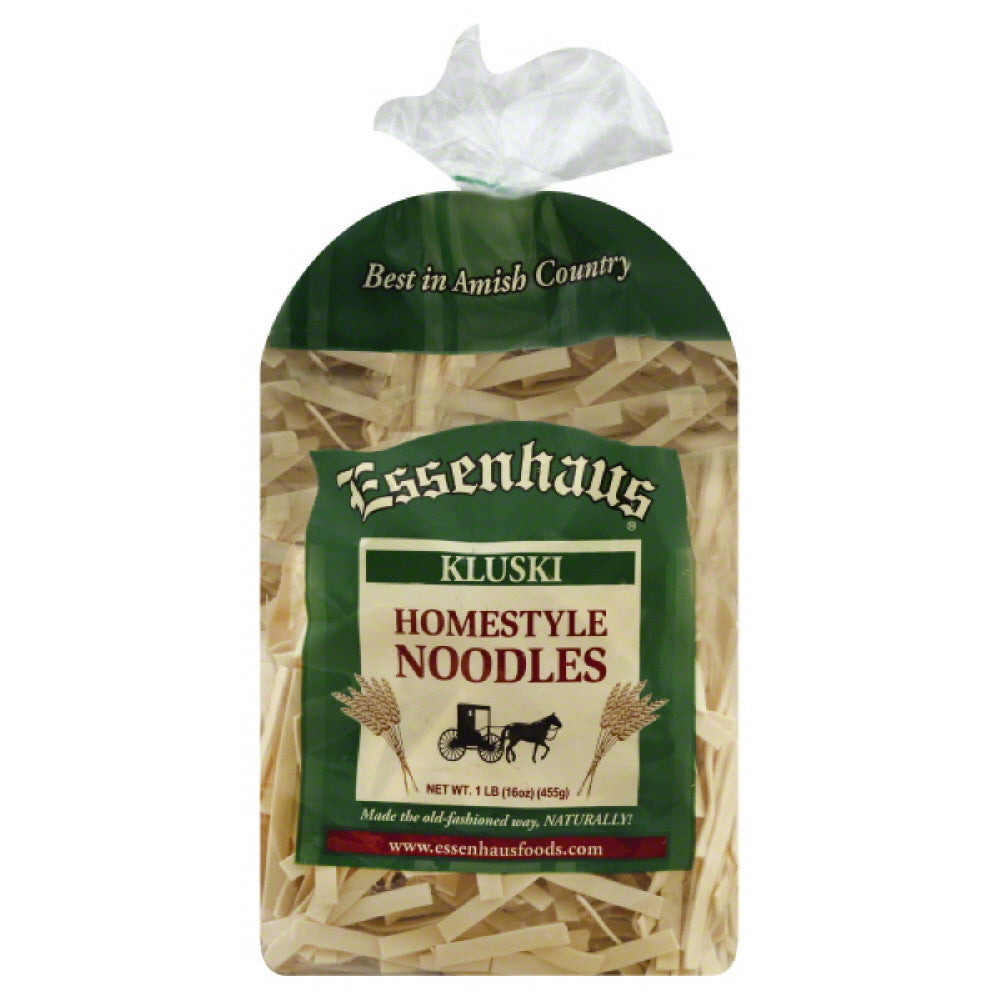 Essenhaus Kluski Homestyle Noodles, 16 Oz (Pack of 6)