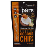 Bare Show Me the Honey Crunchy Coconut Chips, 1.4 Oz (Pack of 12)