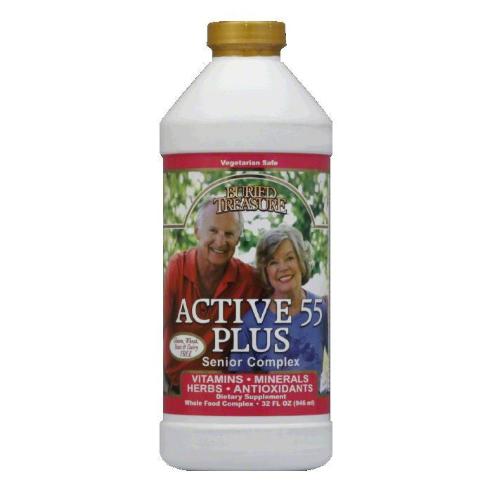 Buried Treasure Active 55 Plus Senior Complex, 32 Oz