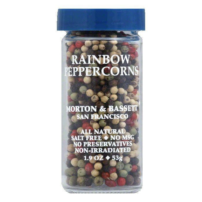 Morton & Bassett Peppercorn Rainbow, 1.9 OZ (Pack of 3)