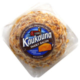 Kaukauna Smoky Bacon with Almonds Spreadable Cheese, 10 Oz (Pack of 12)
