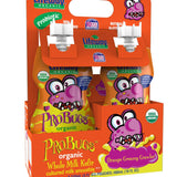 Lifeway ProBugs Orange Creamy Crawler, 4 Oz  ( Pack of  6)