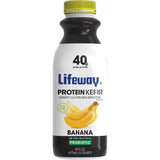 Lifeway Protein Kefir Banana, 16 Oz (Pack of 6)