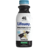 Lifeway Protein Kefir Vanilla, 16 Oz (Pack of 6)