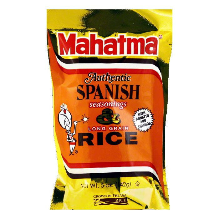 Mahatma Spanish Rice, 5 OZ (Pack of 12)