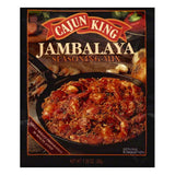 Cajun King Jambalaya Seasoning Mix, 1.25 OZ (Pack of 24)