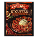 Cajun King Etouffee Seasoning Mix, 1.4 OZ (Pack of 24)