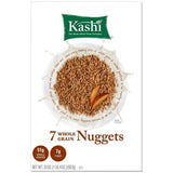 Kashi 7 Whole Grain Nuggets Cereal 20 Oz  (Pack of 12)