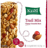 Kashi Trail Mix Chewy Granola Bars 6 ct  (Pack of 12)