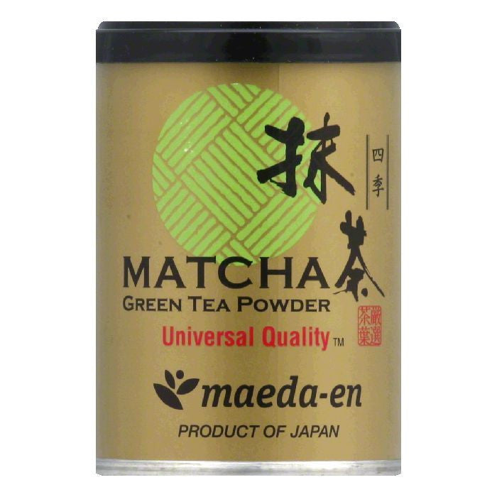 Maeda Skiki Matcha Green Tea Powder, 1 OZ (Pack of 12)