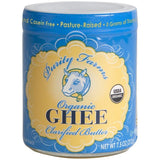 Purity Farms Organic Ghee Clarified Butter 7.5 Oz  (Pack of 6)