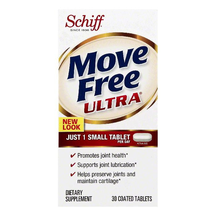 Move Free Coated Tablets Ultra, 30 ea