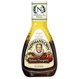 Newmans Own Balsamic Vinaigrette, 8 OZ (Pack of 12)