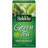 Salada Green Tea Bags 20 ct (Pack of 6)