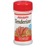 Dry Seasoning Original Unseasoned W/No Msg Tenderizer 3.5 Oz Shaker (Pack of 12)