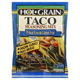 Hol Grain Taco Seasoning Mix, 1.25 Oz (Pack of 12)