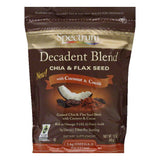 Spectrum Essentials with Coconut & Cocoa Chia & Flax Seed, 12 Oz  ( Pack of  1)