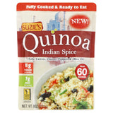 Suzies Indian Spice Quinoa, 8 Oz (Pack of 6)