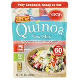 Suzies Tex-Mex Quinoa, 8 Oz (Pack of 6)