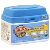 Earths Best Vanilla Flavor for Toddlers 1 Year & Up DHA & Iron Milk Drink Powder Toddler Formula, 23.2 Oz (Pack of 4)