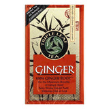 Triple Leaf Tea Bags Caffeine-Free Ginger Herbal Tea, 20 ea (Pack of 6)