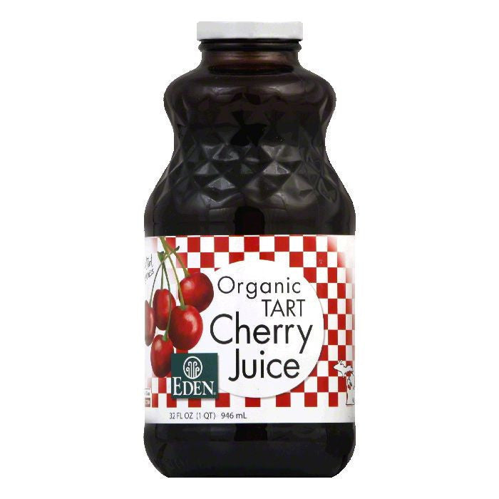 Eden Organic Cherry Juice, 32 FO (Pack of 12)