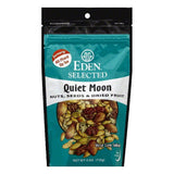 Eden Quiet Moon Seeds & Dried Fruit Nuts, 4 OZ (Pack of 15)