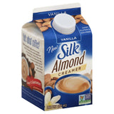 Silk Vanilla Almond Creamer, 16 Oz (Pack of 12)