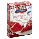 Calhoun Bend Strawberry Pie Mix, 8 Oz (Pack of 6)