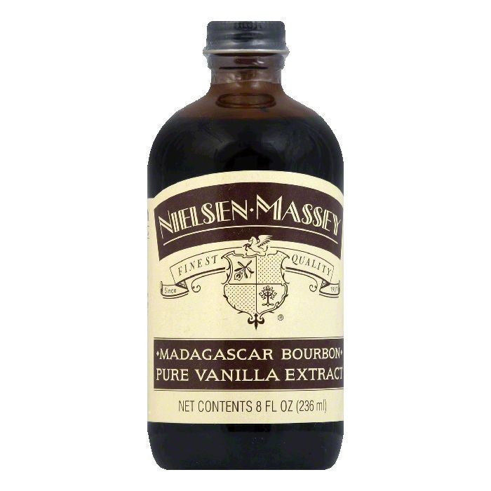 Nielsen Massey Vanilla Extract, 8 OZ (Pack of 8)