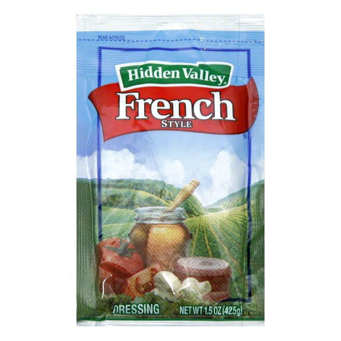 Hidden Valley French Style Dressing, 84 PC