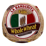 La Banderita Whole Wheat Fajita Flour Tortillas, 16 ea (Pack of 12)