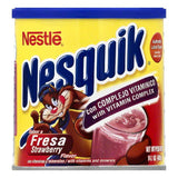 Nesquik Strawberry Flavor Powder Drink Mix, 14.1 OZ (Pack of 12)