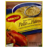 Maggi Chicken Flavored Pasta Soup Mix, 2.11 Oz (Pack of 12)