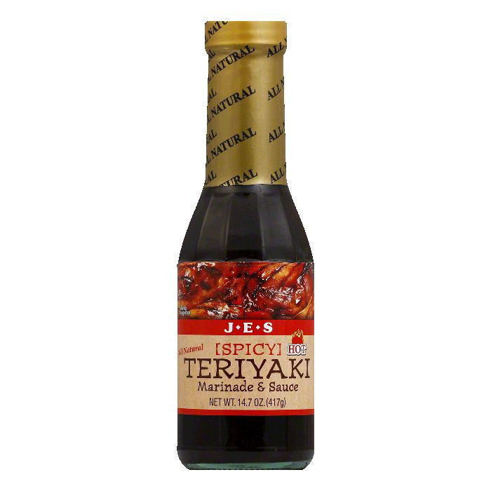 Ebara Teriyaki Spicy, 14.7 FO (Pack of 6)