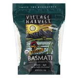 Village Harvest Basmati Organic Rice, 16 Oz (Pack of 6)