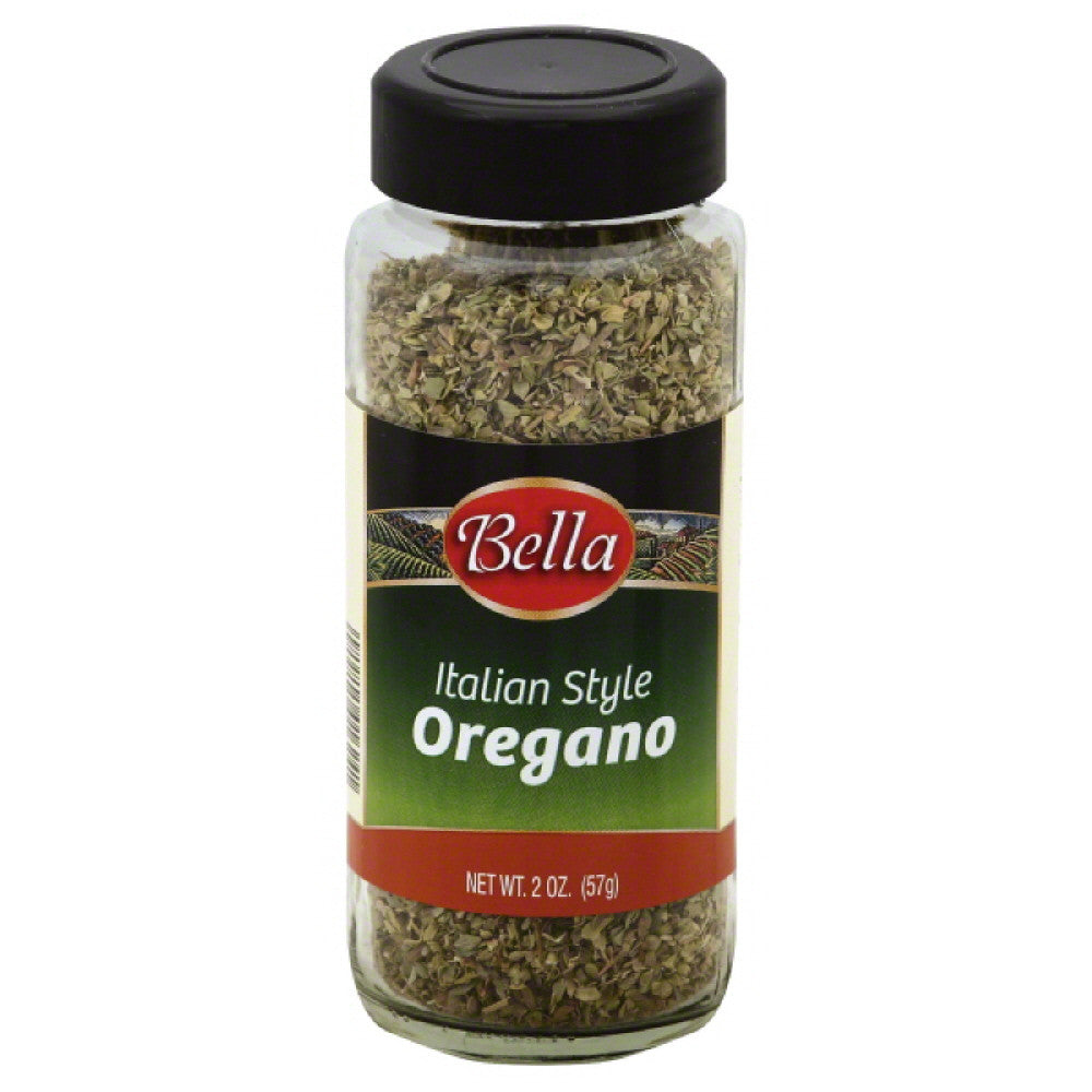 Bella Italian Style Oregano, 2 Oz (Pack of 6)