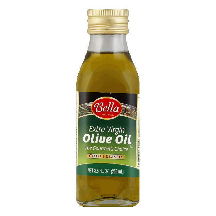 Bella Extra Virgin Olive Oil, 8.5 OZ (Pack of 12)