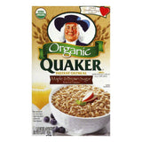 Quaker Instant Oatmeal Maple Brown Sugar, 11.5 OZ (Pack of 6)