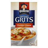 Quaker Instant Cheese Grits, 12 OZ (Pack of 12)