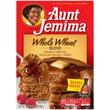 Aunt Jemima Whole Wheat Blend Pancake & Waffle Mix 35 Oz  (Pack of 12)