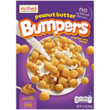 Mother's Peanut Butter Bumpers Cereal 12.3 Oz  (Pack of 7)