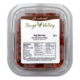 Sage Valley Fruit goji berry, 6.5 OZ (Pack of 6)
